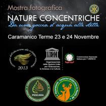 Mostra Nature Concentriche Caramanico Terme